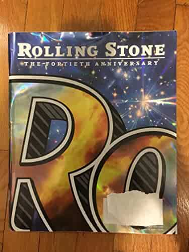 Fortieth Anniversary - Rolling Stone Magazine - #1039 - November 15, 2007