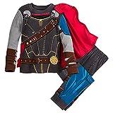 Marvel Thor Costume PJ PALS Pajamas for Boys