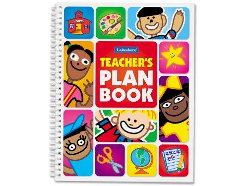 Teacher's Plan Book -