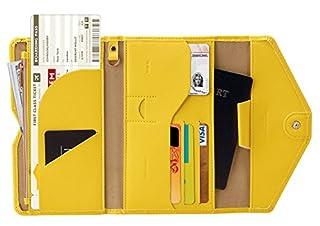 Zoppen Multi-purpose Rfid Blocking Travel Passport Wallet