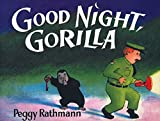 Good Night, Gorilla (oversized board book)