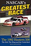 img - for NASCAR's Greatest Race: The 1992 Hooters 500 book / textbook / text book