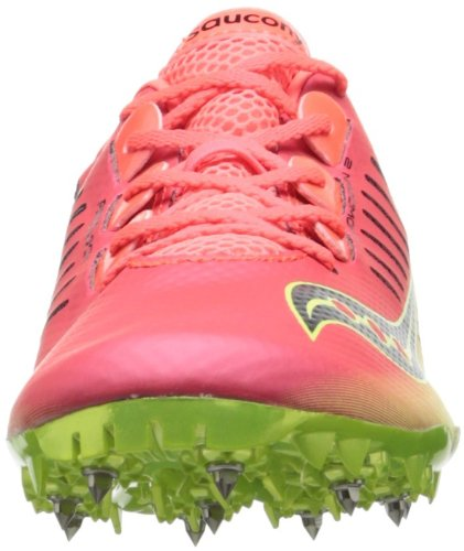 Saucony Dames Showdown 2-track Schoenkoraal / Citron