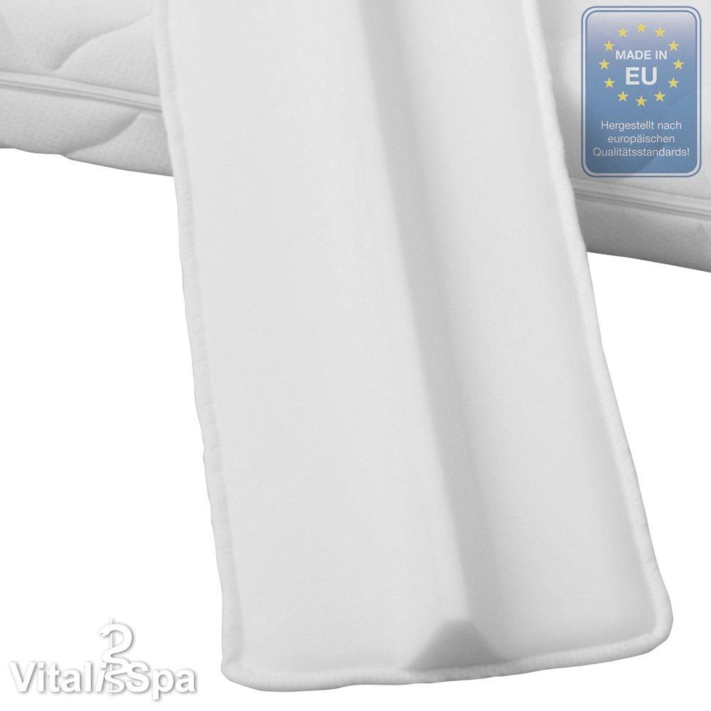 VitaliSpa® Colchones Unidor Doble Puente de Amor ï Cobertura Cuña: Amazon.es: Hogar