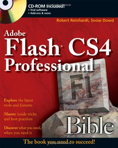Flash CS4 Professional Bible by Wiley