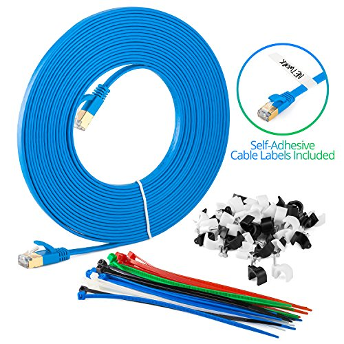 35 foot ethernet cable cat 6 - 9