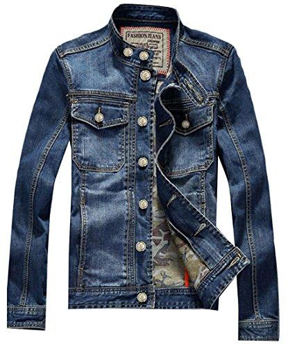 Denim Jacket Motorcycle - 7