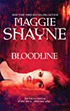 """Bloodline (Wings in the Night)"" av Maggie Shayne"