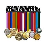 Vegan Runner - Running Medal Hanger
