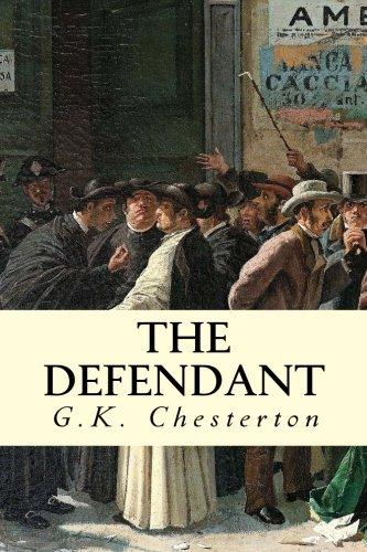 The Defendant pdf epub