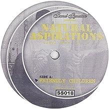 "Theo Parrish: Natural Aspirations (Vinyl Vers. Pt.1) Vinyl 12"""