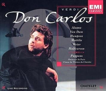 Verdi - Don Carlos: Amazon.de: Musik