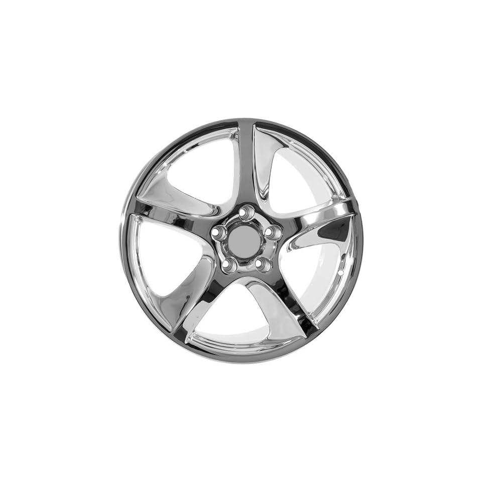 20 Inch Chrome Porsche Cayenne Panamera Techno GTS Wheels Rims Automotive