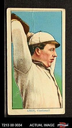 Amazoncom 1914 Coupon T213 69 Cin Red Ames Cincinnati Reds
