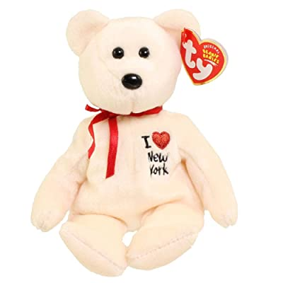 Ty Beanie Babies - I Love New York (Ty Trade Show Exclusive): Toys & Games