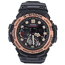CASIO G-SHOCK Rose Gold Gulfmaster GN1000RG-1A Mens Watch