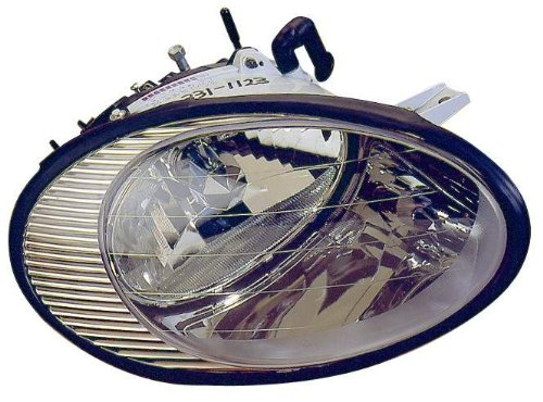 Depo 331-1123L-ACO Ford Taurus Driver Side Replacement Headlight Assembly