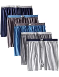 Men's Big Soft Stretch-Knit Boxer (Pack of 5)