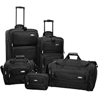 Samsonite 5-Piece Nested Luggage Set (3 Color Options)