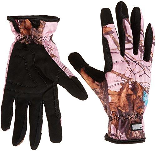 '47 True Grip Women's Utility Camouflage Work Gloves, Women's Size Medium