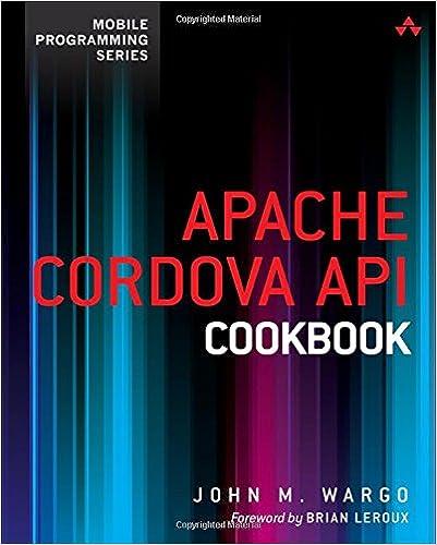 Apache Cordova API