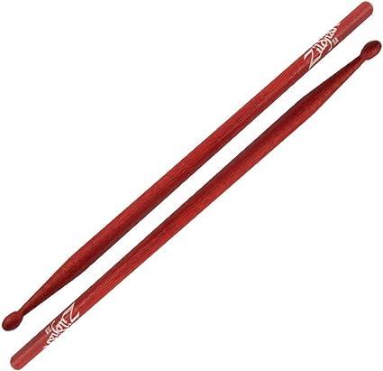 Zildjian 5B Nylon Red Drumsticks