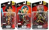 Disney Infinity 3.0 - Star Wars Rebels Bundle 3-Pack (Ezra / Sabine / Zeb)