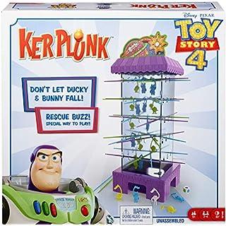 Mattel Games Disney Pixar Toy Story 4 Kerplunk Game