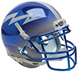 NCAA Air Force Falcons US blue/Grey Mini Helmet, One Size, White