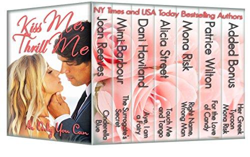 Bargain eBook - Kiss Me  Thrill Me