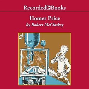 Homer Price Audiobook