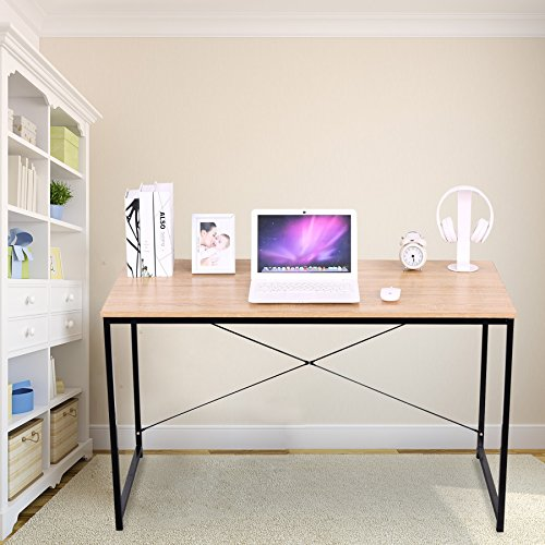 WOLTU Office Computer Desk Executive Home Furniture with Simple Design for Home Corner Use by WOLTU