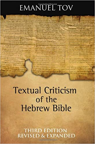 Welcome: Textual Criticism