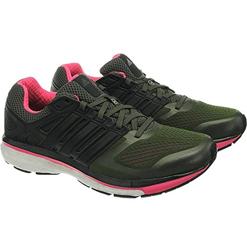 adidas Supernova Glide 6 W - Zapatillas de running para mujer verde