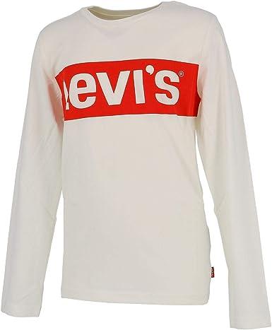 Camiseta Levis Redband Beige Niño: Amazon.es: Ropa y accesorios