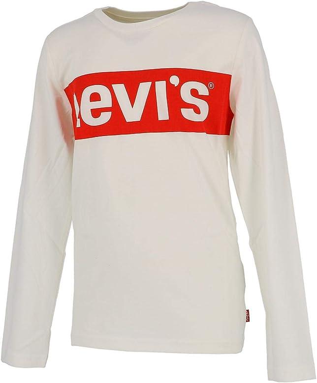 Camiseta Levis Redband Beige Niño 2A Beige: Amazon.es: Ropa y accesorios
