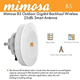 Mimosa Networks B5 Backhaul 5 Ghz 1,500+ Mbps 25 Dbi Integrated Antenna