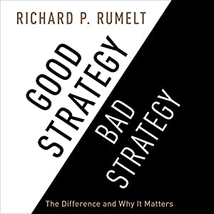 Good Strategy/Bad Strategy Audiobook