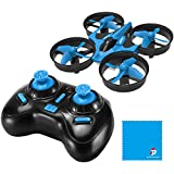 JJRC H36 Mini Drone 2.4G 4CH 6Axis Gyro Headless Mode Remote Control RC Quadcopter RTF One-key Return-Blue