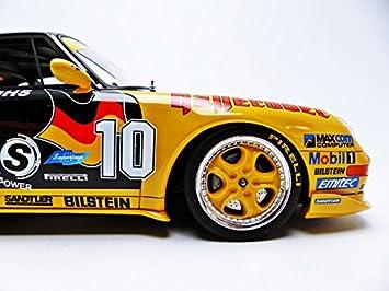 GT Espíritu - Gt071 - Supercopa Porsche 911/993 - Grohs Racing - 1/18: Amazon.es: Juguetes y juegos