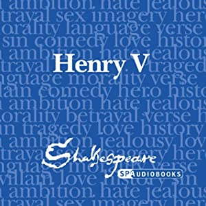 SPAudiobooks Henry V (Unabridged, Dramatised) Audiobook