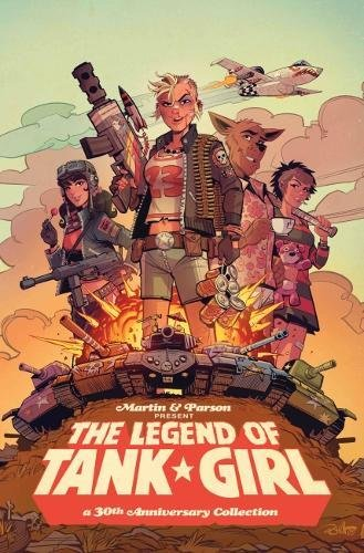 Girl Army Tank (The Legend of Tank Girl)