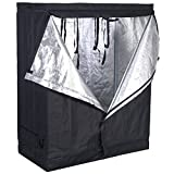 This Is Our Grow Tent, Which Is A Great Portable Alternative To Build A Permanent Grow Room. By Using This Grow Tent, You Can Easily Provide The Seeds With Steady Supply Of Light,Temperature And Water For Optimal Germination To Occur. You Can Also Be...