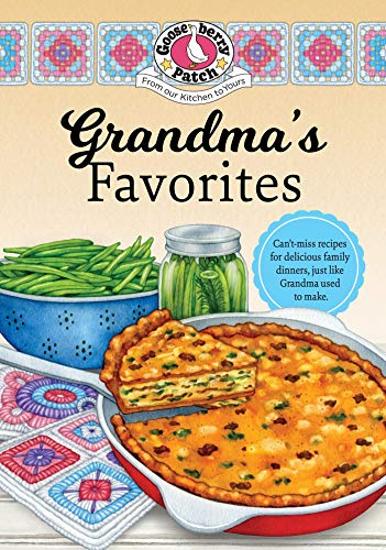 Grandma's Favorites (Everyday Cookbook Collection) by [Gooseberry Patch]