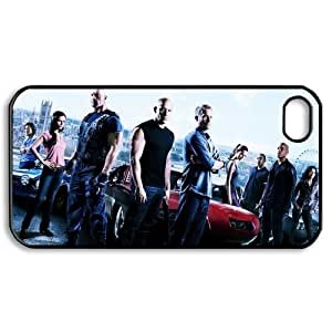 CTSLR iphone 5 5s Case - Hard Plastic Back Case for iphone 5 5s G-1 Pack - Movie Fast Furious 6 (17.30) - 19