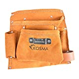 Kosma 5 Pocket D.I.Y. Carpenter Leather Apron