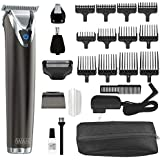 Wahl Clipper Slate Stainless Steel Lithium Ion...