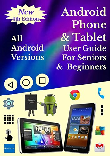 android smartphone tablet user guide for seniors beginners all rh amazon com Android Tips Android Tips