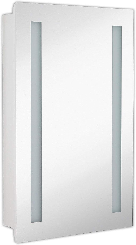 """Medicine Cabinet with Lighting Backlit Medicine Cabinet 16"""" x 26"""""""