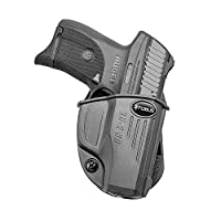 Fobus Ec9S/Lc380/Lc9/Lc9S Pro Evolution Paddle Holster Ruger, Black